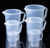 Plastic Measuring Cup-New Handle with Cap