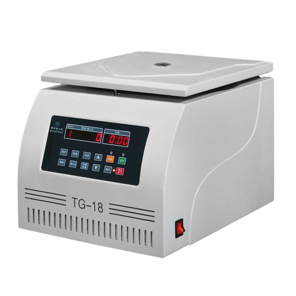 TG-18 18000rpm High Speed Laboratory Benchtop Centrifuge Machine
